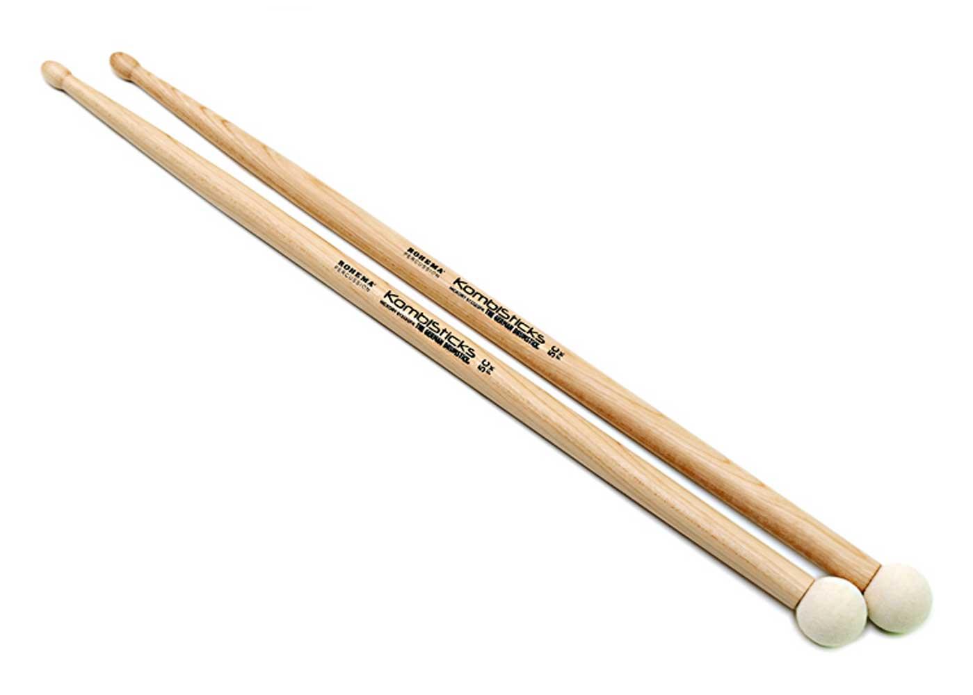 rohema 61332 2fk the german drumstick kombi sticks 5c. Black Bedroom Furniture Sets. Home Design Ideas