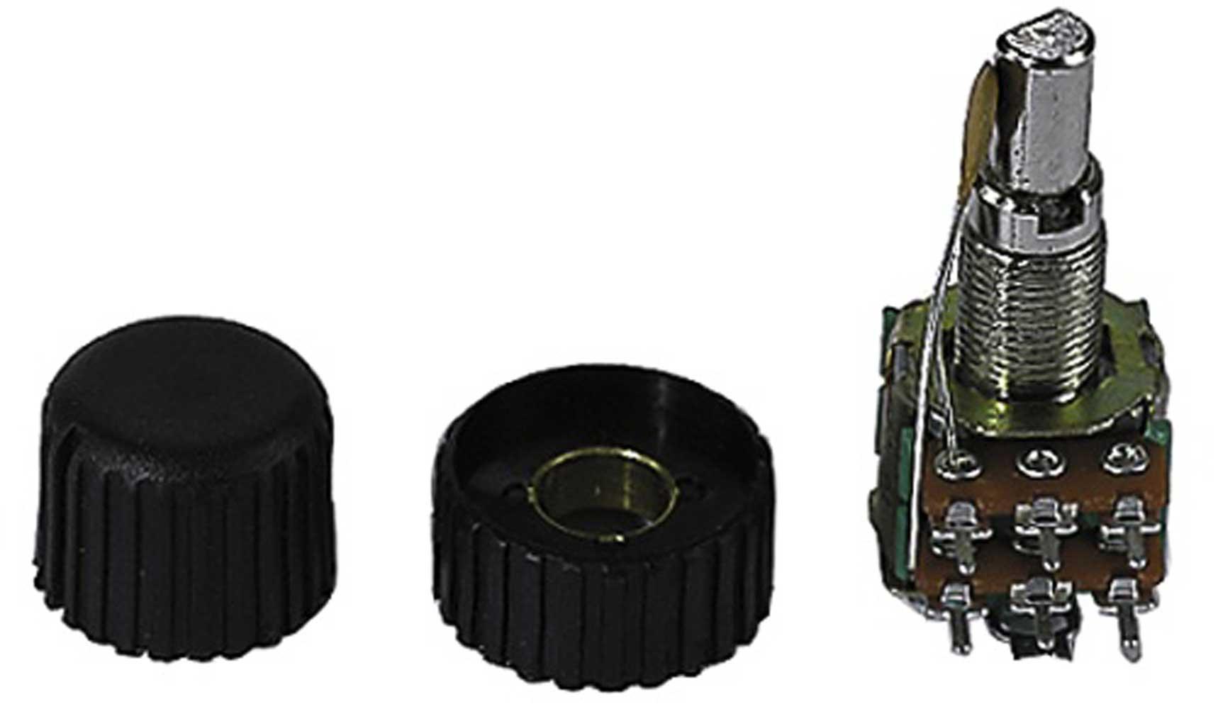 Buy EMG Potentiometer - Single Pot (with pot knob) online