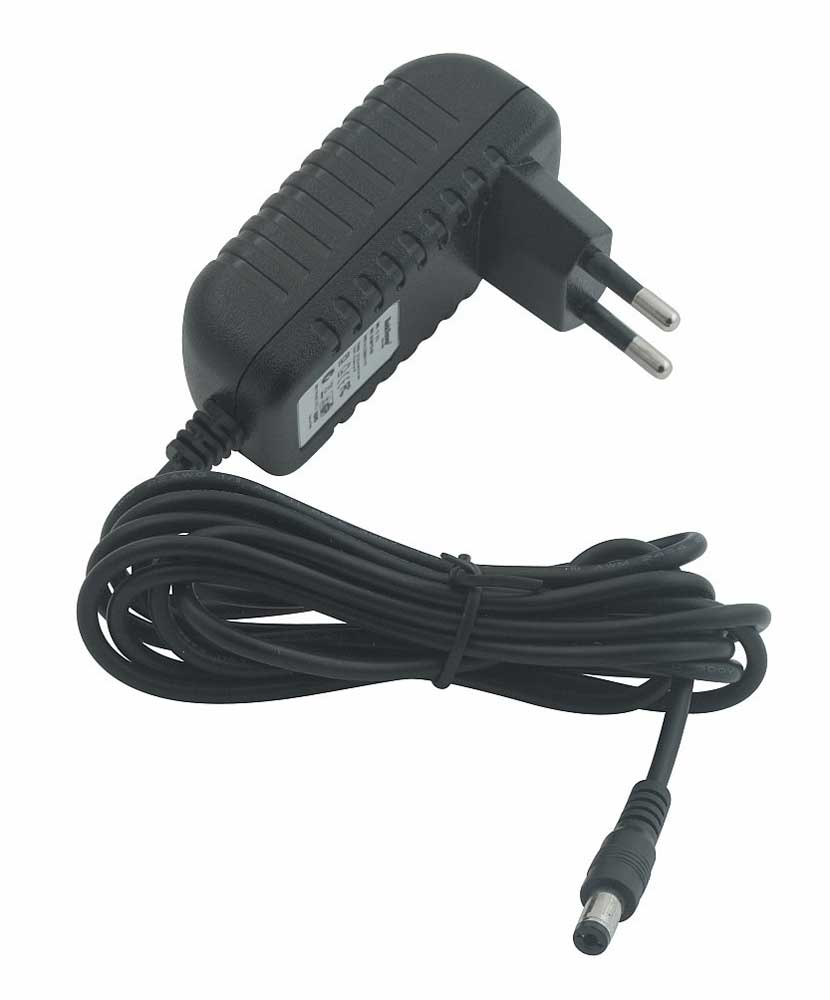 - 9V DC Mooer Wall Adapter Power Supply center 2A Euro plug,